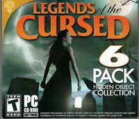 Legends of the Cursed (PC, 2013) Video Games
