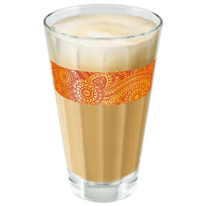 TASSIMO-by-WMF-Chai-Latte-Glas-250-ml-mit-Muster-in-Fuellhoehe
