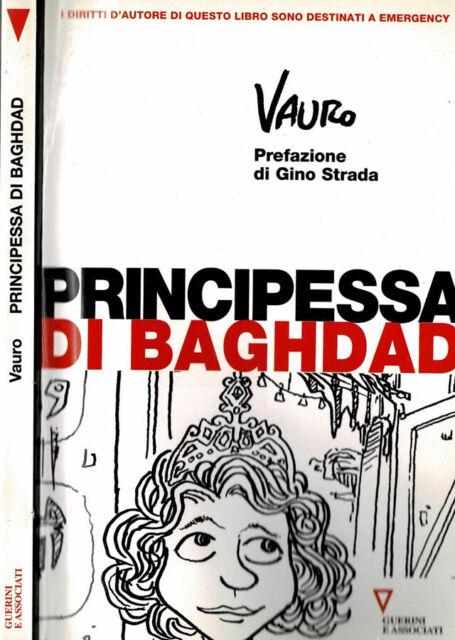 Principessa di Baghdad. . Vauro. 2003. .