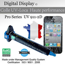 UV Loca Glue Liquid Optical Clear Adhesive Front glass Screen glass LCD Repare