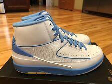 6e8d5b8737e65b item 1 Nike Air Jordan 2 Retro Melo 2018 White University Blue Maize 385475-122  Size 12 -Nike Air Jordan 2 Retro Melo 2018 White University Blue Maize ...