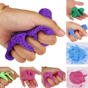 Kids-Snow-Mud-Fluffy-Floam-Slime-Scented-Stress-Relief-Toy-Clay-Arts-Craft