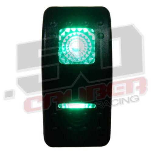 Polaris RZR Green On//Off//ON Switch XP900 800 RZR4 Crew XP1000 Ranger 900 800 UTV