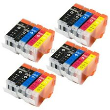20 Patronenset für CANON MP500 MP510 MP520 IP5200R IP5300 IX4000 IX4000R IX5000