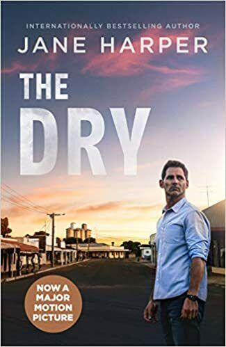 The Dry Film Tie-In by Jane Harper | Paperback Book | FREE SHIPPING AU | NEW