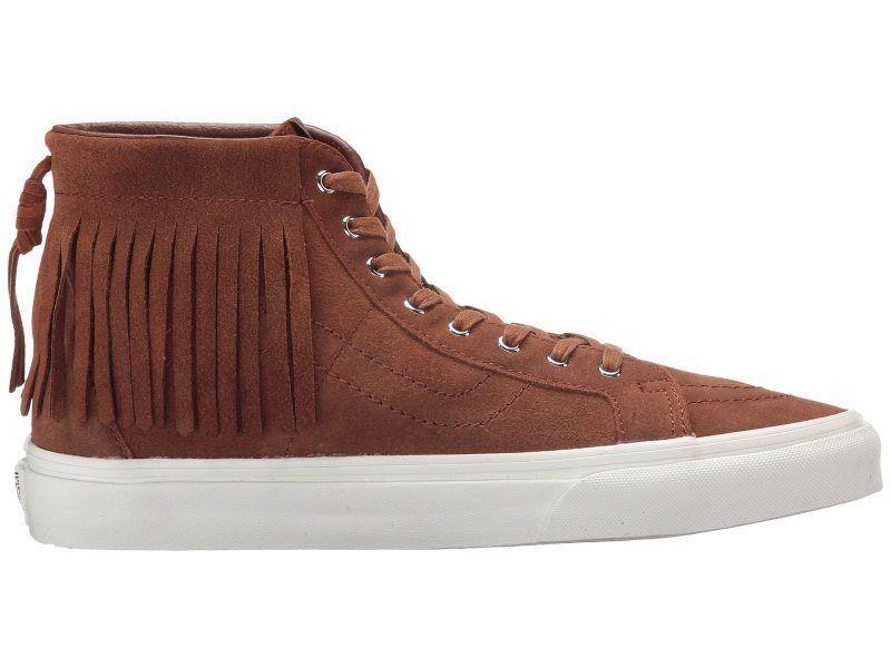 Vans Sk8 Hi Moc Suede Monks Robe Shoes Uomo 8.5 Donna 10 Moccasin