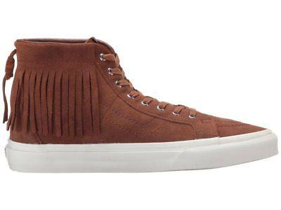 Vans Sk8 Hi Moc Suede Monks Robe Shoes