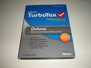 Tax Software: Turbo Tax Software 2013