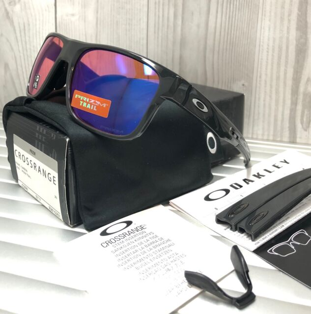 432706f59d New Oakley Crossrange OO9361-0357 Prizm Trail Sunglasses Retail  209