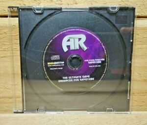 Action Replay AR Ultimate Game Enhancer Cheats For GameCube Disc Only Tested