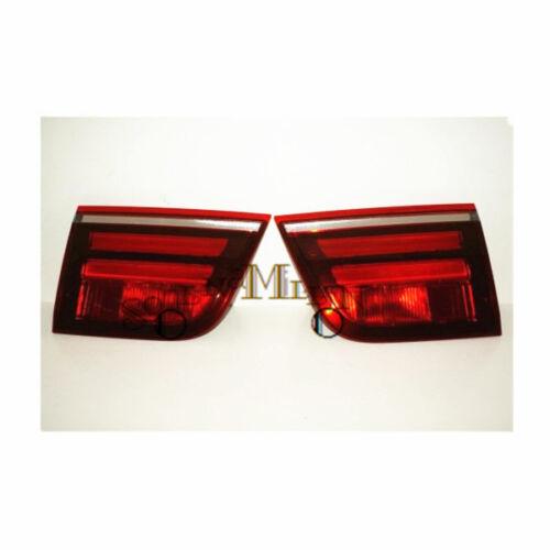 Facelift LCI Inner Tail Lights Rear Lamps Pair Left Right For BMW X5 E70 2010