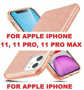 For-Apple-iPhone-11-Pro-Max-3in1-Layers-Bling-Glitter-Shockproof-Case-Cover