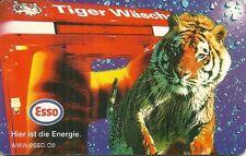 RARE / CARTE TELEPHONIQUE - TIGRE : TIGER ( PUB ESSO ) / PHONECARD