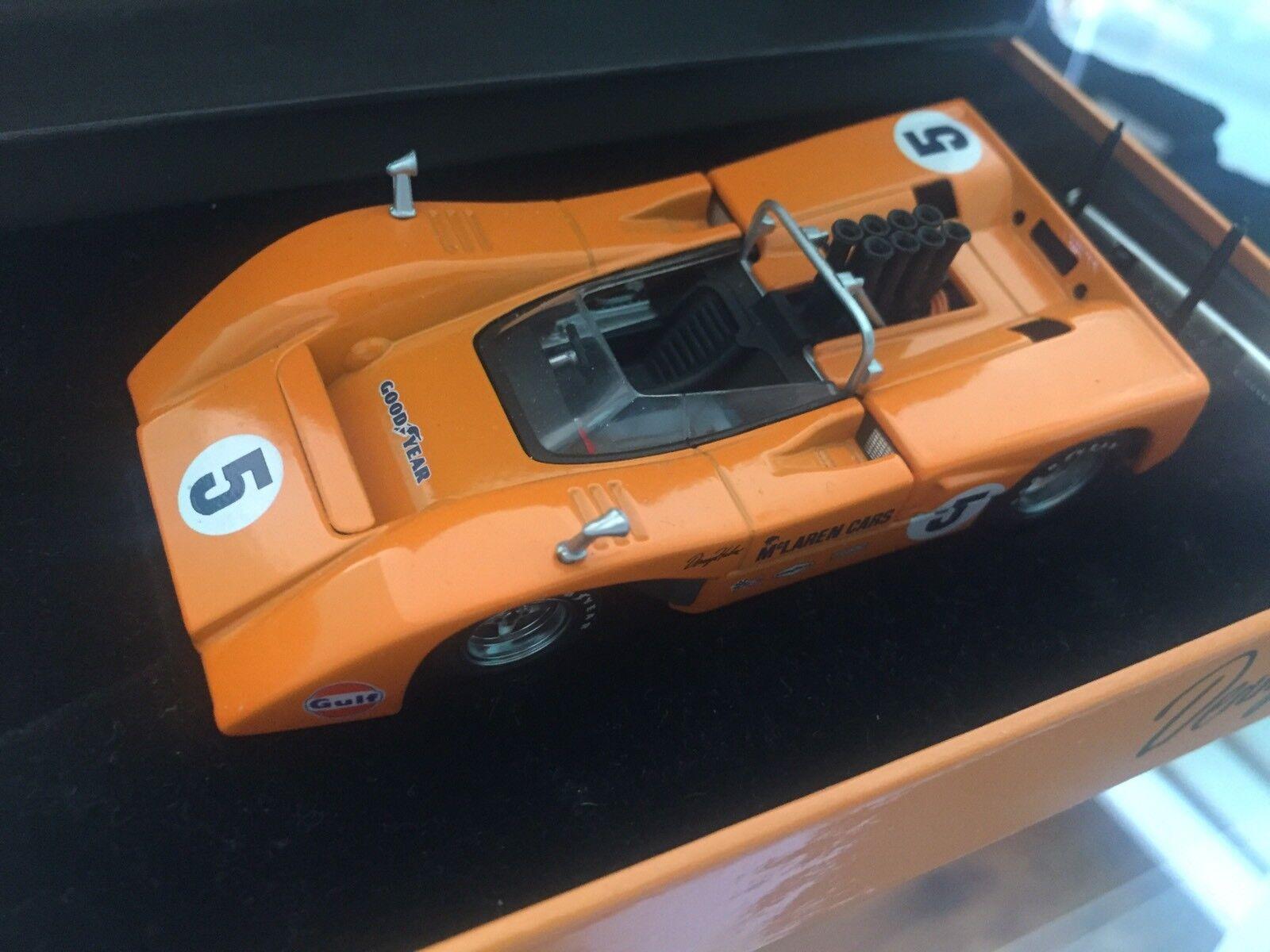 1 43 McLaren M8B Spark Minichamps  Ixo  prix bas 40%