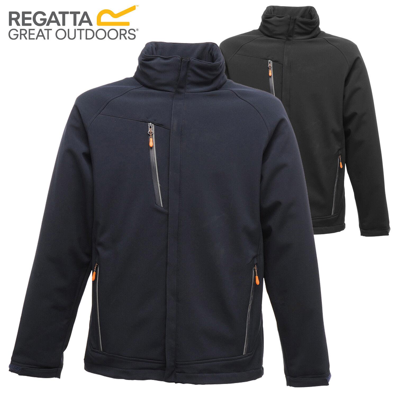Regatta Professional Stretch Impermeable transpirable Softshell chaqueta al aire libre Nuevo