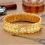 Hot-Fashion-24K-Yellow-Gold-Plated-Men-039-s-Gorgeous-Jewelry-Bangle-Bracelet-Hot thumbnail 4