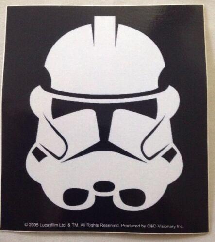 Star Wars Storm Trooper Sticker