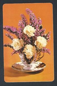 920-966-vintage-swap-card-EXC-Flowers-in-a-tea-cup