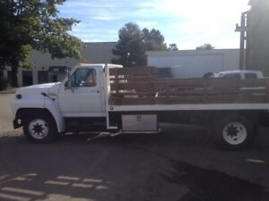 1991 Ford F600