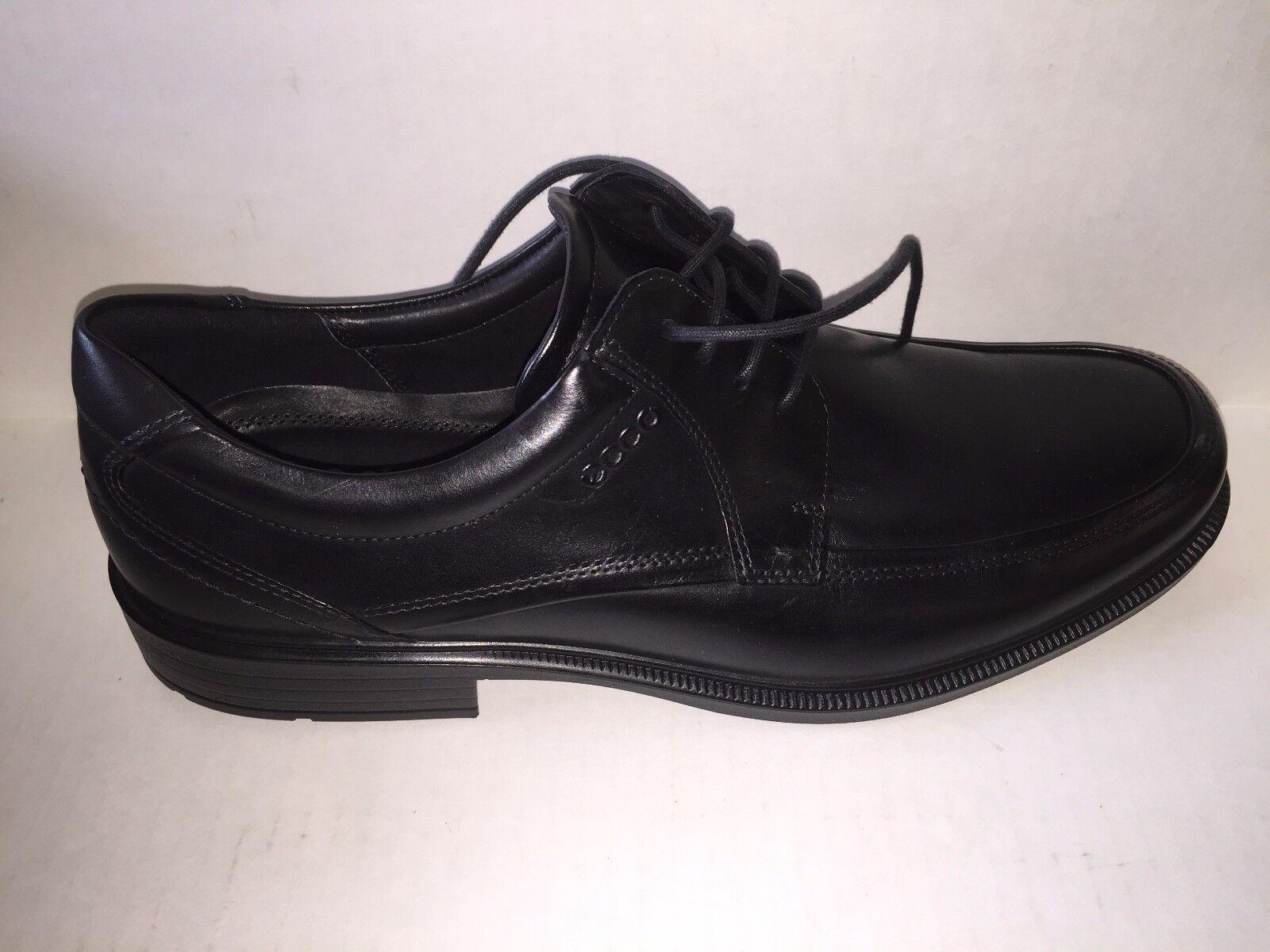 ECCO Men's Dublin Black lace 622534001001, Classic Dress shoes Various Sizes
