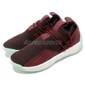 Adidas Harden Ls 2 Lace Ii Boost James Red White Men Lifestyle Shoes Cg6277 Clothing, Shoes & Accessories Men's Shoes