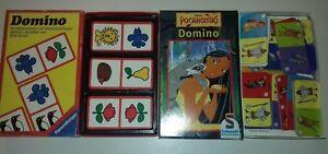 2-Domino-Spiele-Pocahontas-Domino-und-Bilderdomino-ab-4-Jahren