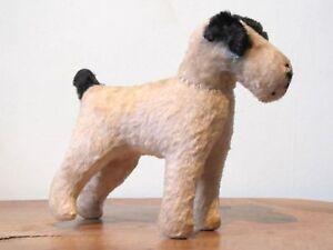 100% De Qualité Peluche 135_chien Milou Fox, Dog, Hond, Hund ModèLes à La Mode