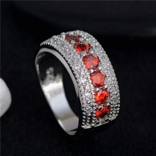 Thin Red Line Wedding Rings collection on eBay