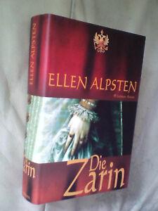 Ellen-Alpsten-Die-Zarin-Gebundene-Ausgabe