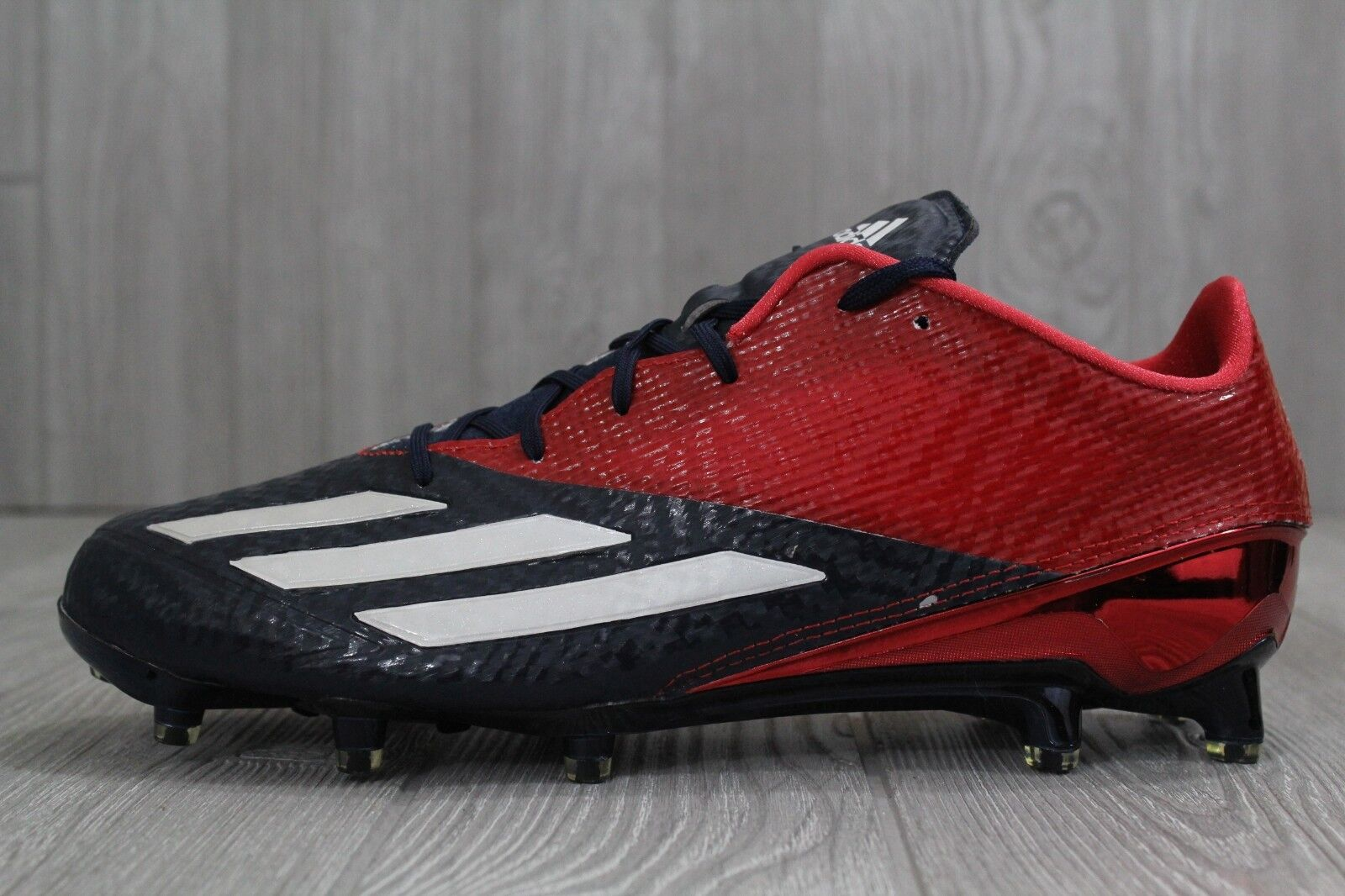 30 Adidas 5-Star 5.0 Low Football Cleats USA Red/White/Blue 11 11.5 AQ7166