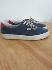 Vans Cordova Suede Canvas Tornado Men's Classic Skate Shoes Size 8.5