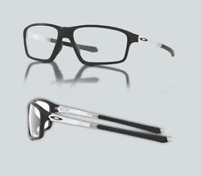 d2e261b1e43 Oakley Ox 8037 Crosslink Pitch 803721 Satin Black Eyeglasses for ...