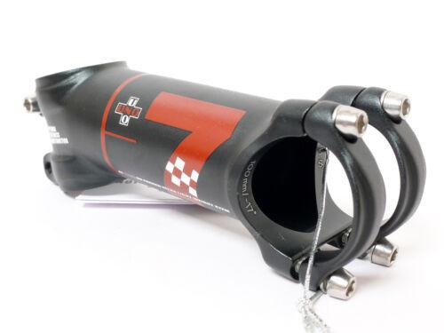KALLOY UNO 100 x 31.8mm 17 Degree AL 7050 Road//MTB Ultra Light Stem Black