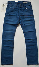 NEW Men's JACK & JONES Jeans W30 L30 TIM ORIGINAL  BLUE NOOS 12056258 SLIM FIT
