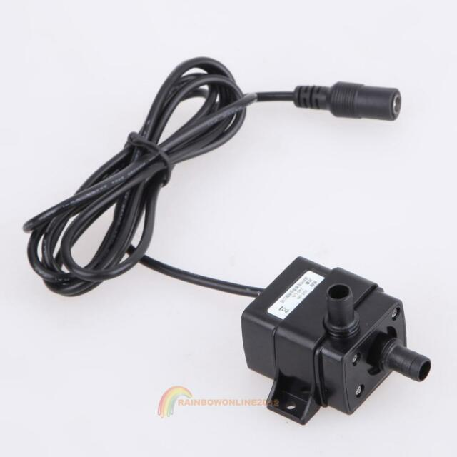 Solar DC12V 3m 240L/H Ultra Quiet Brushless Motor Submersible Pool Water Pump