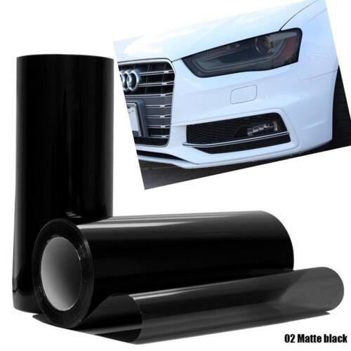 30*60//*100//*120cm Car Headlight Sticker Tint Film Taillight Vinyl Fog Light Wrap