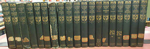Writings-of-George-Eliot-19-in-the-Set-Early-1900-Rare-Antique-Books