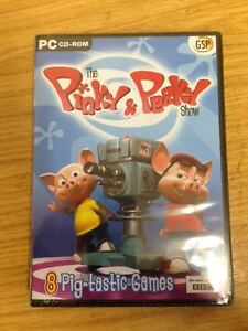 The-Pinky-amp-Perky-Show-Jeu-Cd-Pc-Neuf-Scelle