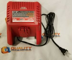 Image Is Loading New Milwaukee M28 Li Ion 28v Battery Charger