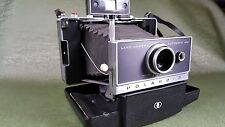 Vintage Polaroid 100 Instant Film Land Camera w/manual