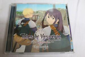 Tales Of Vesperia The First Strike Episode Zero Japanese Audio