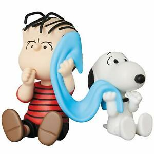 UDF-Ultra-Detail-Figure-No-458-PEANUTS-Series-9-Linus-and-Snoopy-each-Height-abo