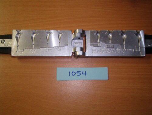1//2 oz 1054 NEW DO-IT JIG Mold Banana #1054 Asst 1//8 JYS-4-A -
