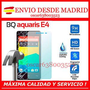Accesorios Moviles Protector De Pantalla De Cristal Templado Bq Aquaris U U 0 33mm 9h Móviles Y Telefonía Aleria Se