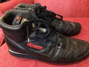 f878ccc85c33 Image is loading Ellesse-Basketball-Shoes-80s-Vintage-Collector-Rare-Air-