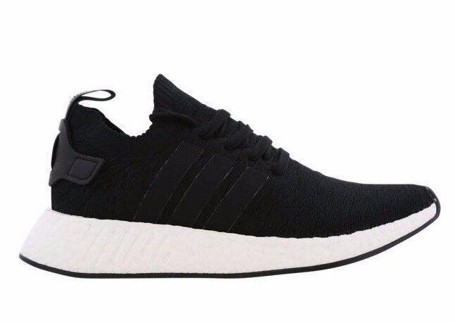 Adidas Originals NMD R2 Primeknit 100% Auténtico Nuevo Para Para Para Hombre Negro Zapatillas BB6859  Más asequible