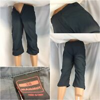 Click here for more details on Mammut Capri Pants M Gray...