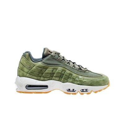 Nike Air Max 95 SE shoes olive beige