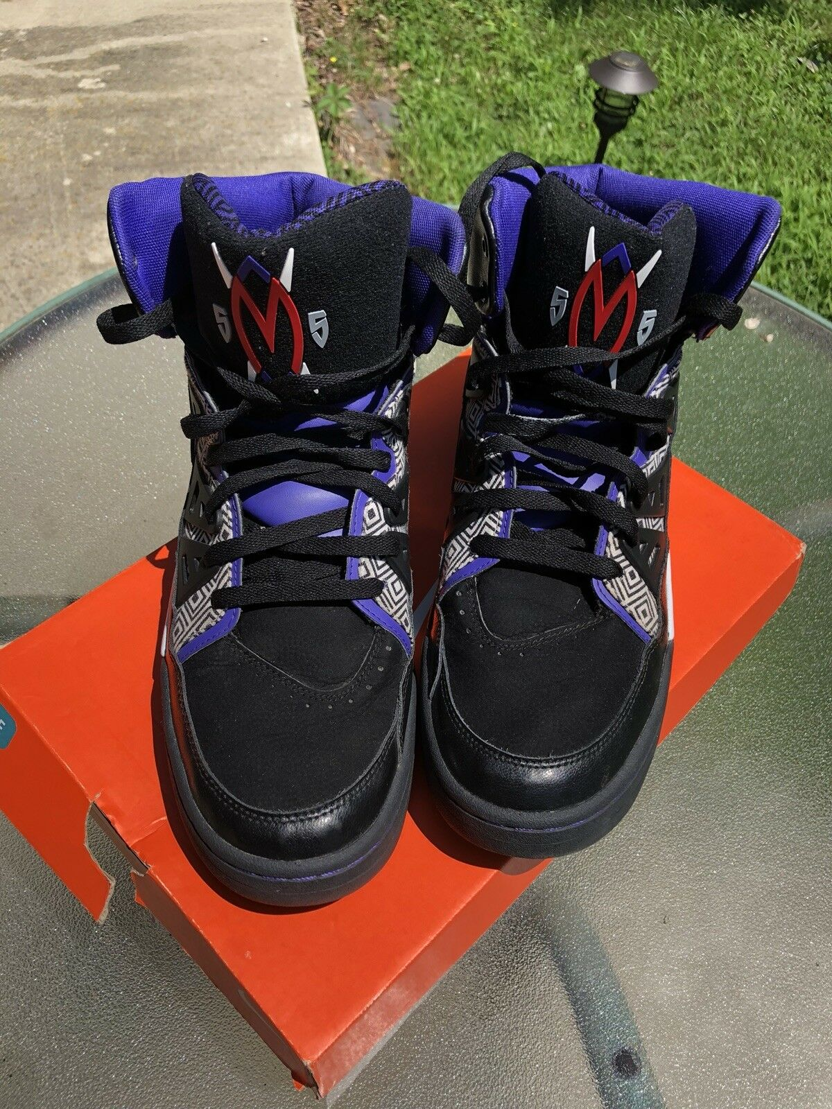 Men's/Women's: adidas mutombo Size 13: Superior in in Superior quality 1e6875