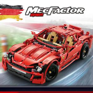 Rx Car Auto R 42056 42083 42115 42065 10265 technic Bausteine Blöcke MOC Steine